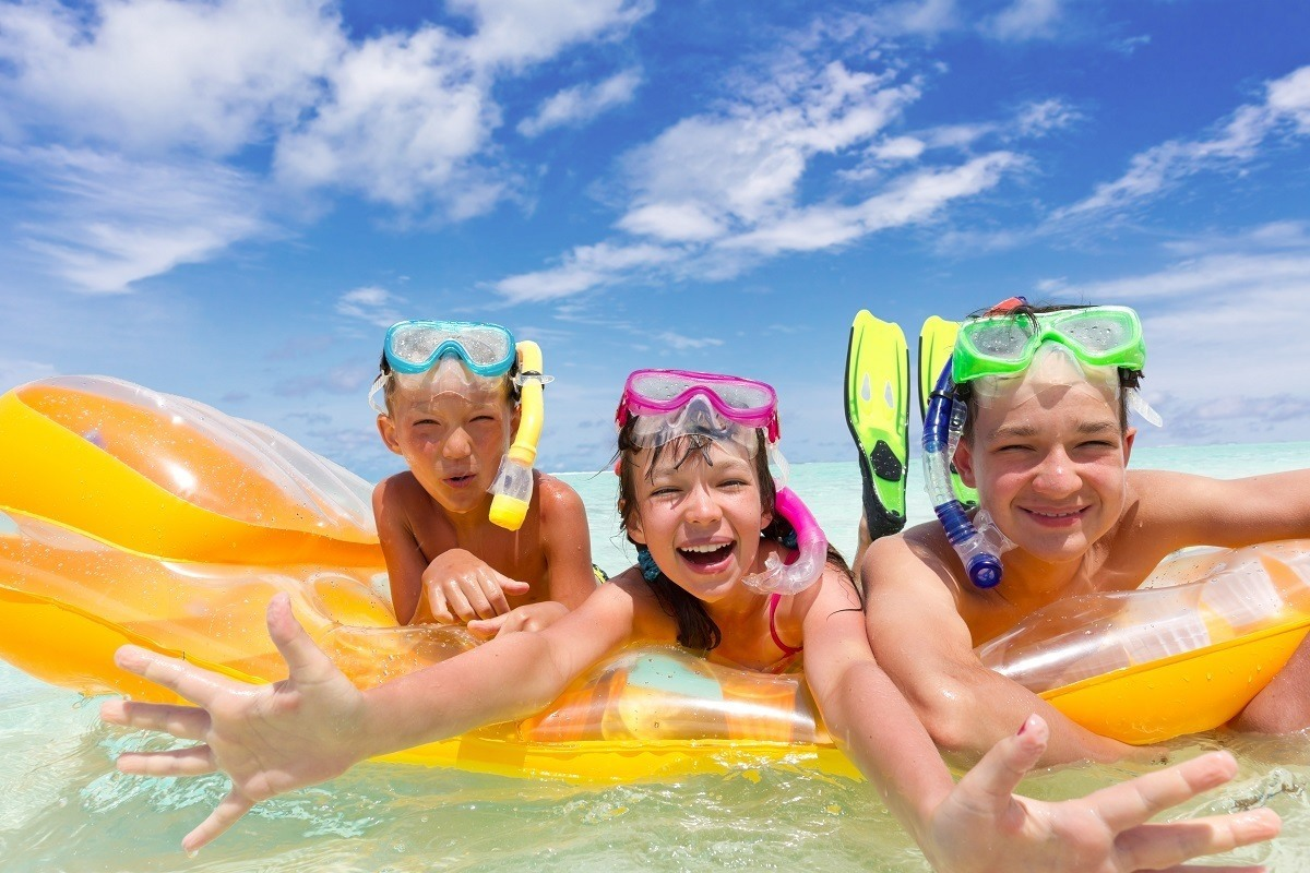 10 TIPS FOR THE PERFECT HOLIDAY WITH YOUR CHILDREN - Isola Rossa